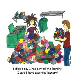 Sorting the Laundry