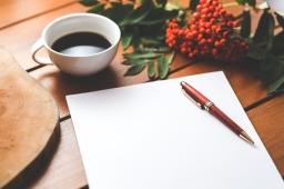 Writing as a Spiritual Discipline: A Post on the Emerging Scholars Blog