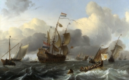Roll the Old Chariot: The Wind of the Spirit in Our Sails