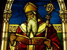 Did Augustine take notes from Aristotle?