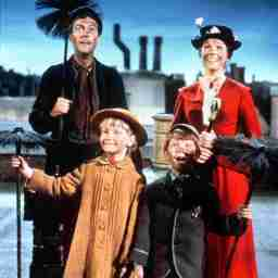 Mary Poppins and Alcoholism
